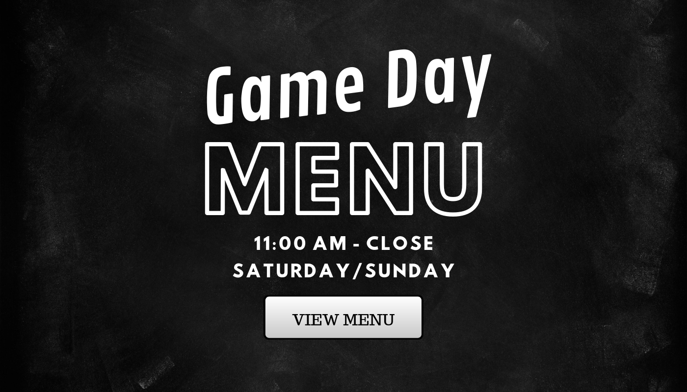 Shade Bar and Grill Orlando - Great Food and Atmosphere - Game Day Menu